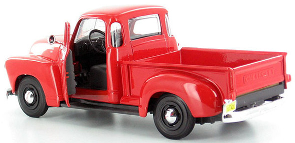 Chevrolet 3100 Pickup Truck 1950 1/25 Scale Side View