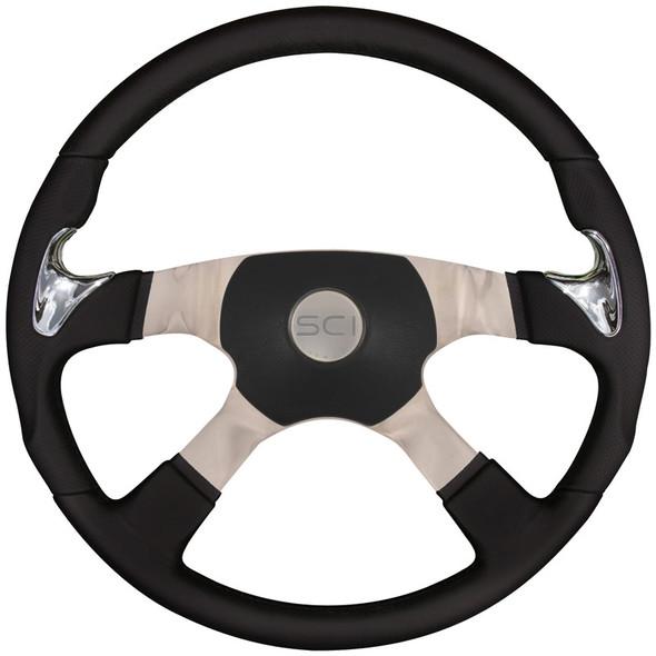 """18"""" Highway Steering Wheel Sport Pad"""