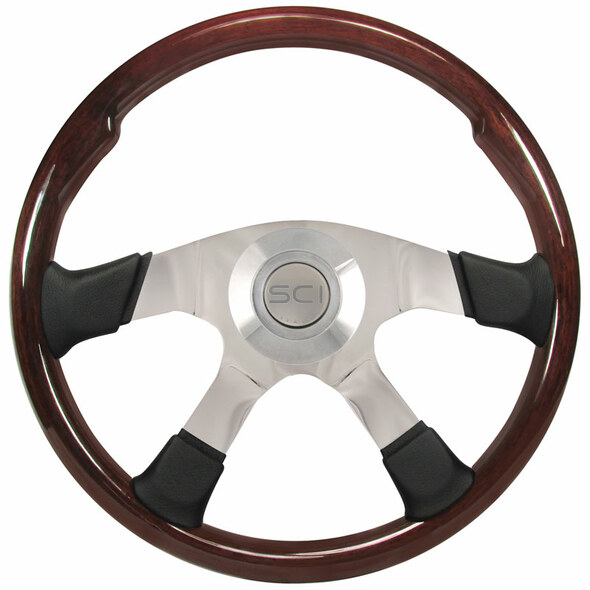 "18"" Milestone Steering Wheel"
