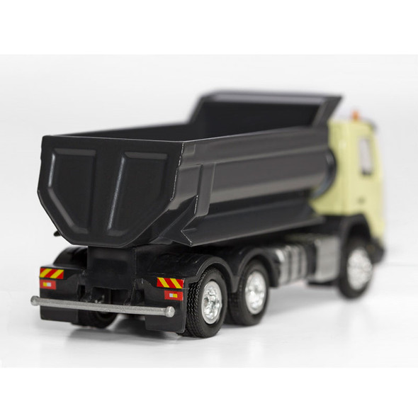 Volvo FMX 6x4 Dump Truck 1/87 Scale Back