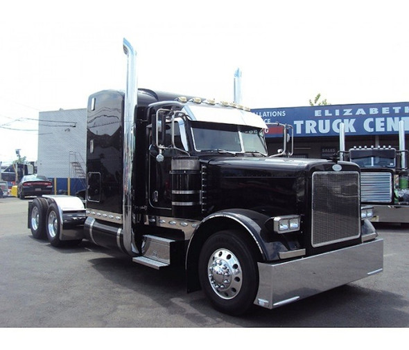"""17"""" Slim Line Marker LED Light Bar On Truck"""