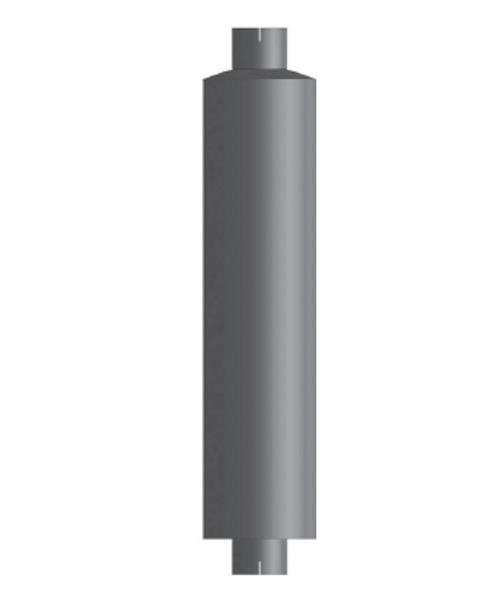 Mack R Model Aluminized Muffler M-131