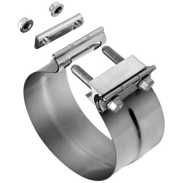 """6"""" Stainless Steel Band Clamp"""