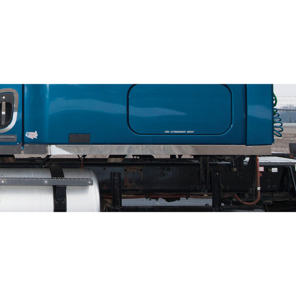 "Freightliner Cascadia Blank 72"" Sleeper Panel Mounted"