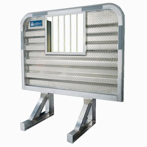 Dyna Light Security Headache Rack Jail Bar Window
