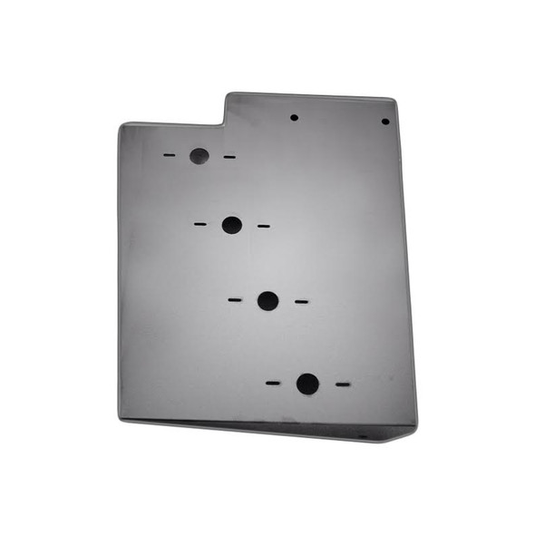 Peterbilt 379 Wide Cowl Panels - Slotted LED Cut Outs