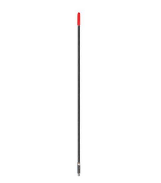 4' Francis Black Hot Rod Fiberglass CB Antenna