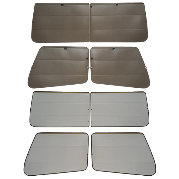 Kenworth Premium Contemporary Window Covers