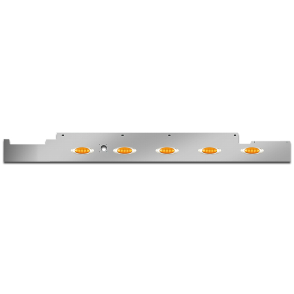 Volvo VNL 780 Sleeper Panels With LED Lights