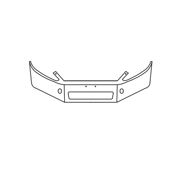 Freightliner M2 112 Bumper 2004-2012 Mounting