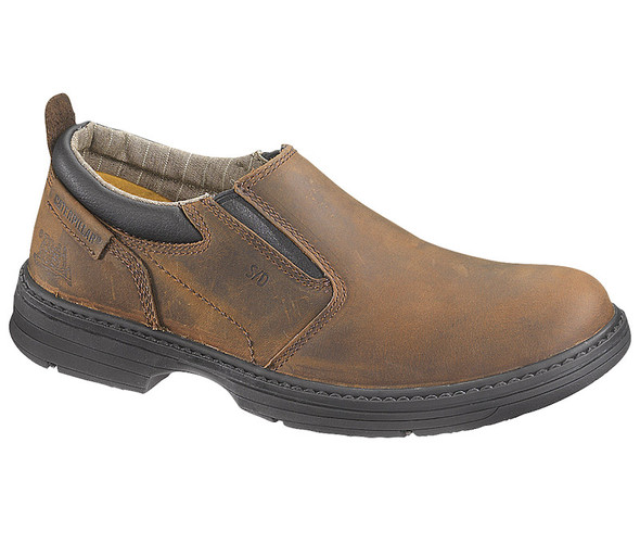 Conclude Oxford Steel Toe Trucker CAT Shoes