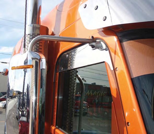 "Freightliner Century Columbia Coronado 5"" Eagle Chop Top Window Trim"