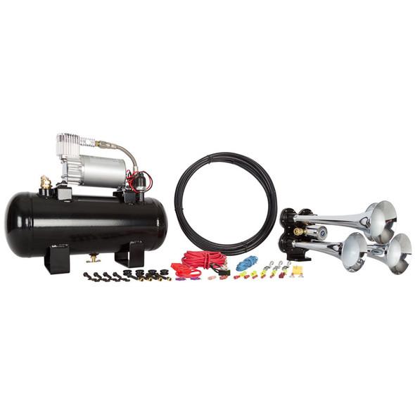 HornBlasters Bullet Air Horn Kit