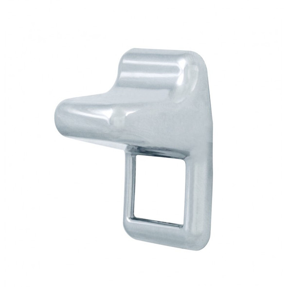 Volvo Chrome Toggle Switch Gauge Cover Plain