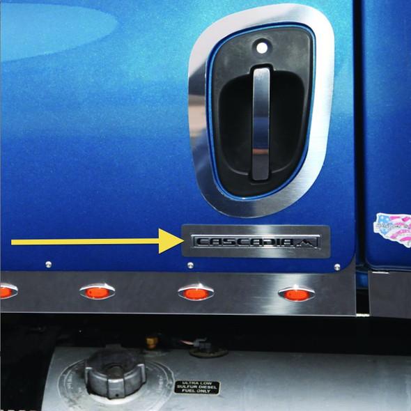 Freightliner Cascadia Logo Trim