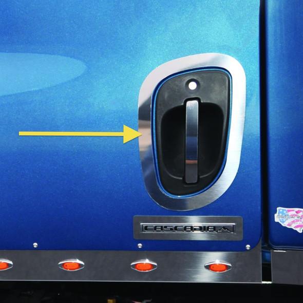 Freightliner Cascadia Door Handle Surround Trim