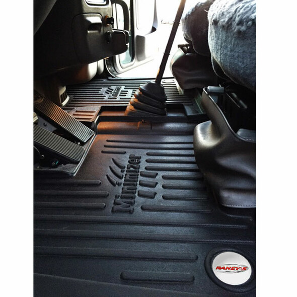 Peterbilt 389 Minimizer Driver Side Floor Mat