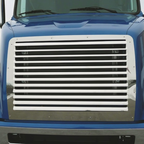 Volvo VN Louvered Replacement Grill