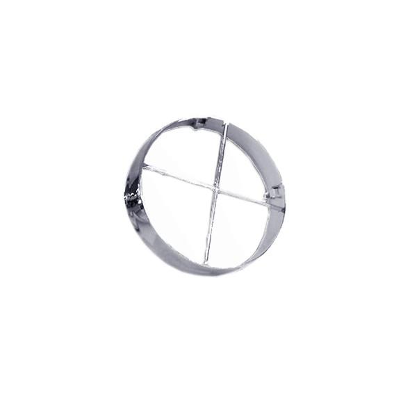 Lifetime Chrome Axel Ring