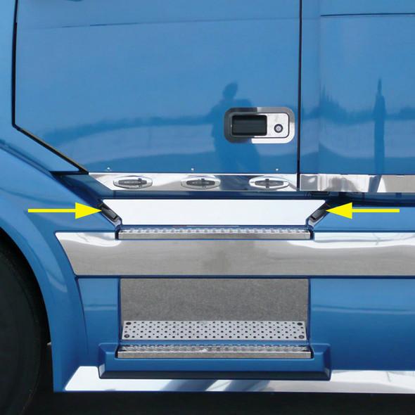 Volvo VN Generation Under Door Scuff Kit