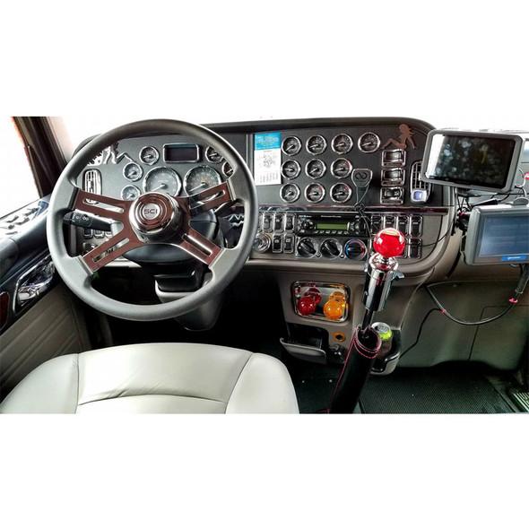 Peterbilt 2006 & Up Complete Dash Kit- In Truck