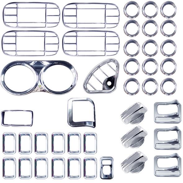Peterbilt 2006 & Up Complete Dash Kit