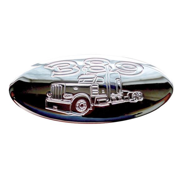 Engraved Peterbilt Unibilt Emblem- 389