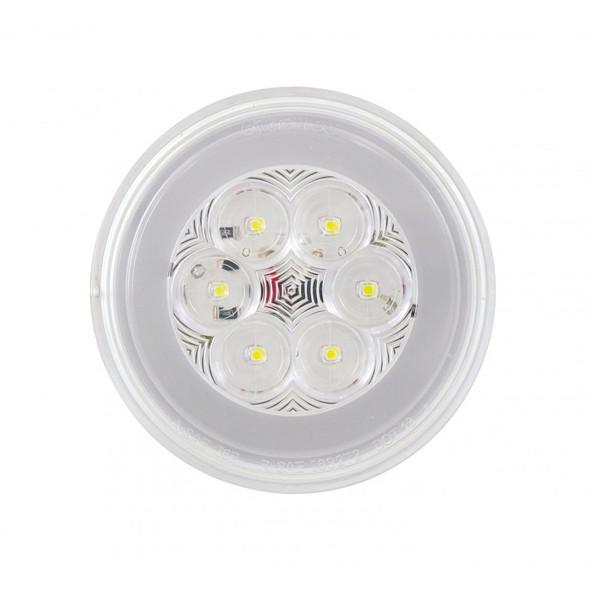 """4"""" Round 21 LED Back Up GLO Light Turned Off"""