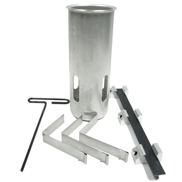 """Peterbilt 2.50"""" Anti-Siphon Device With Adapter"""