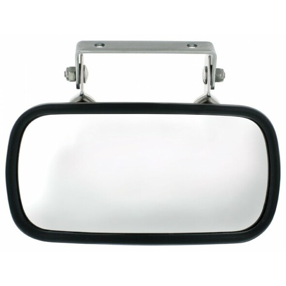 Stainless Steel Convex Mirror With U-Bracket
