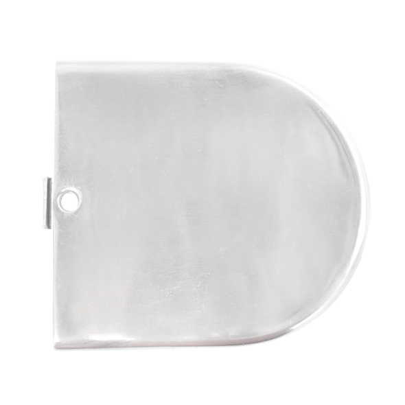 Peterbilt Lock On Fuel Cap Cover - Top
