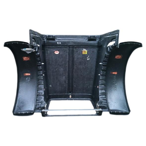 Peterbilt 379 Under Hood With Fenders