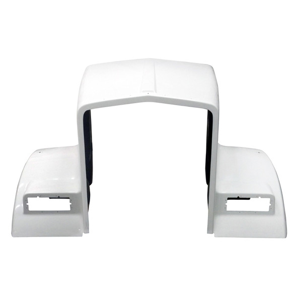 Kenworth W900L Hood With Flat Windshield Front