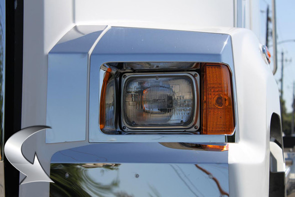 Western Star 4700 Fitted Fender Guards