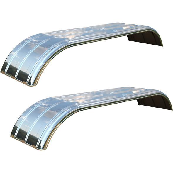 Minimizer 4000 Series Chrome Poly Fenders