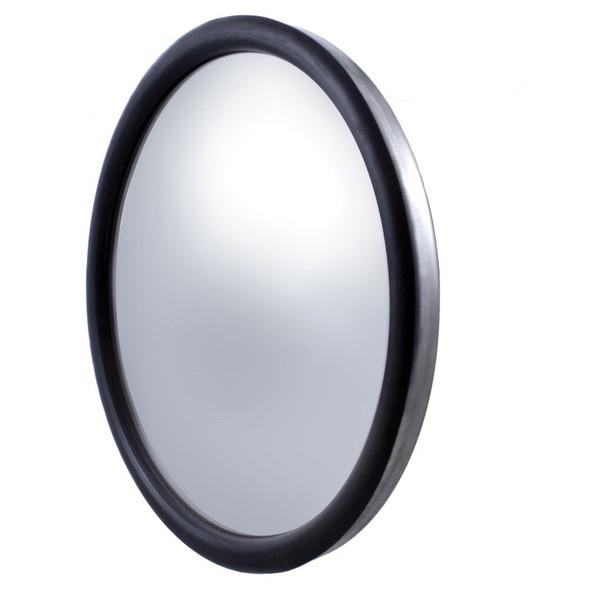 "8 1/2"" Stainless Steel Convex Mirror"