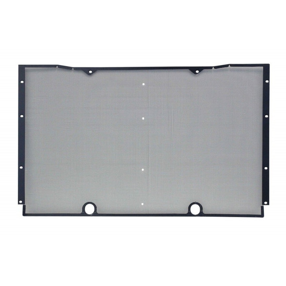 Freightliner Cascadia Behind Grill Bug Screen