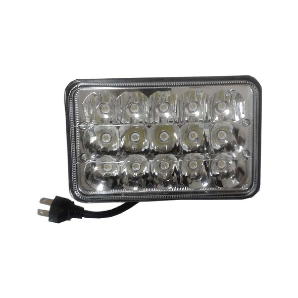 Rectangular High Power CREE LED Headlight