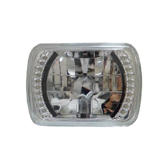Halo Style Headlights