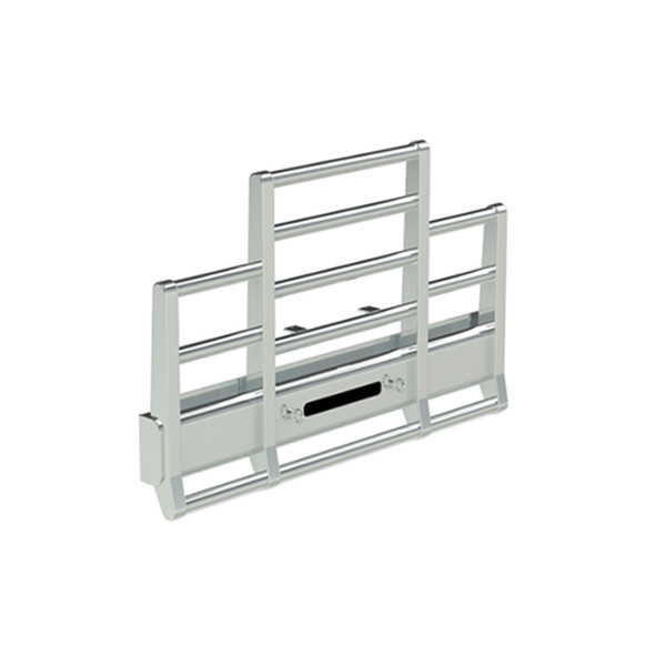 Freightliner Classic SFA Herd Defender 4 Post Bumper Grill Guard With Horizontal Bars