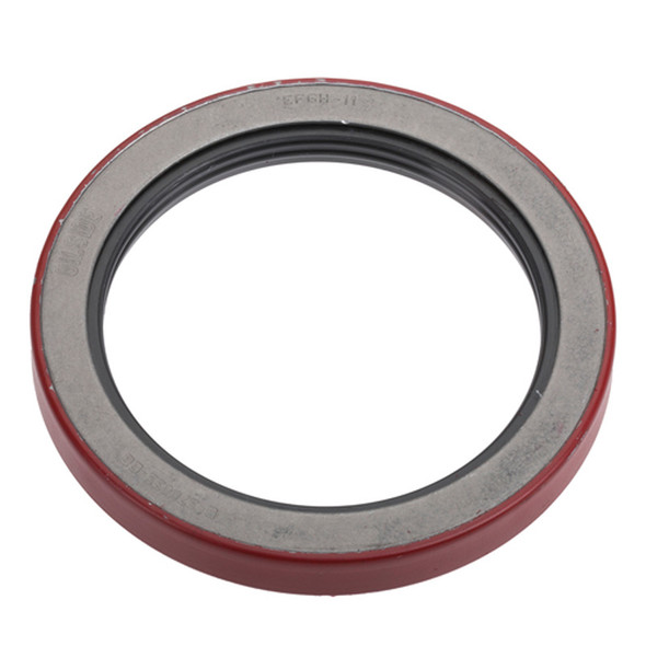 Red Oil Wheel Seal Top View