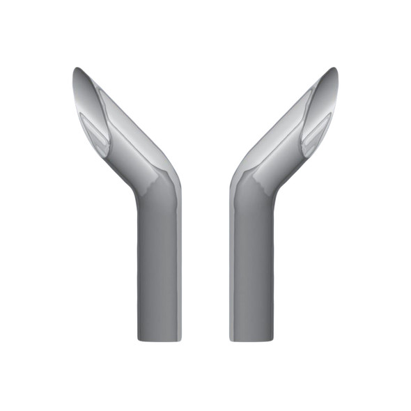 Lincoln Chrome 8 Inch Diablo Exhaust Stack