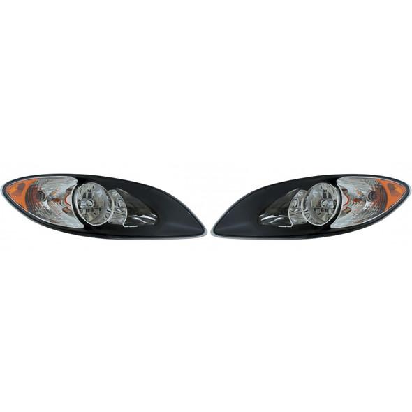 International ProStar Headlights Both Sides