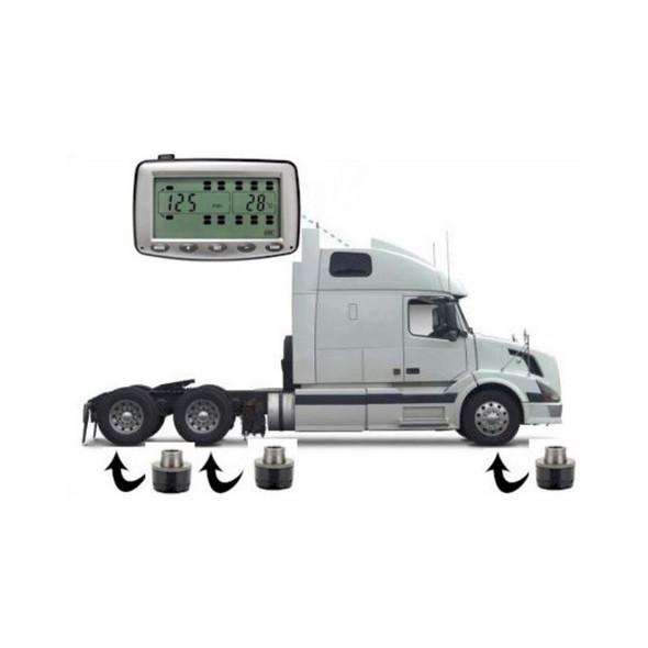 Talon 22 Tire Pressure Monitoring System On Truck