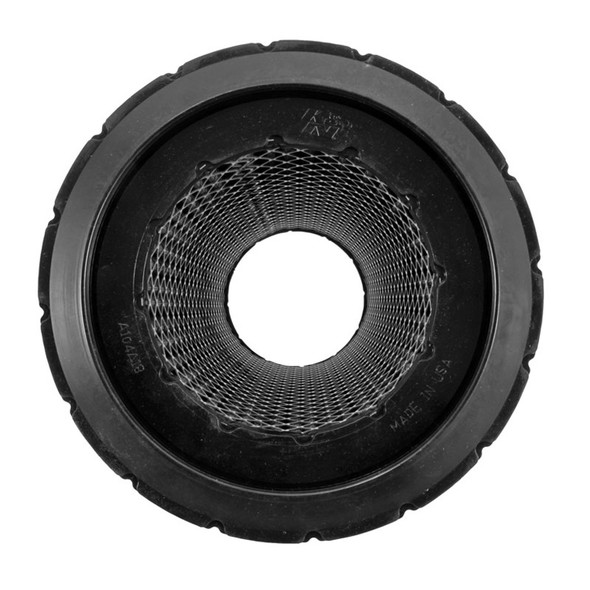 Heavy Duty Air Intake Filter 38-2039R Top View
