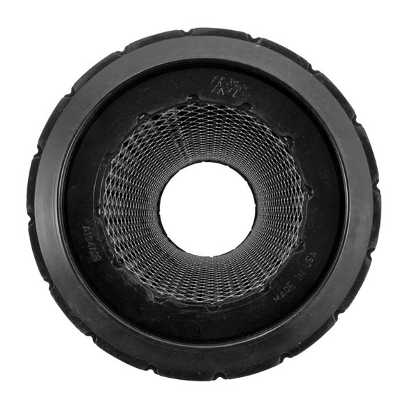 Heavy Duty Air Intake Filter 38-2040R Top View