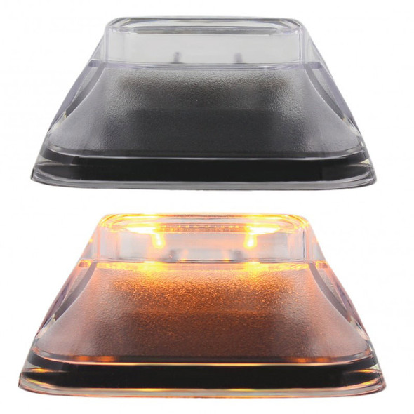 Volvo LED Side Sleeper Signal Light Front View
