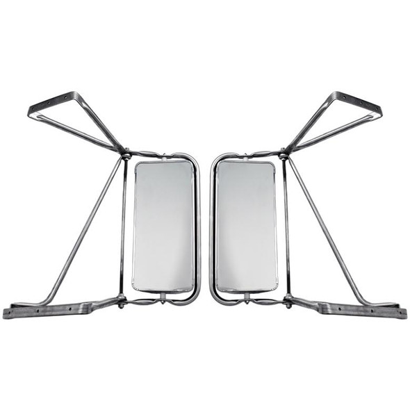 Mack CH Mirrors Front View