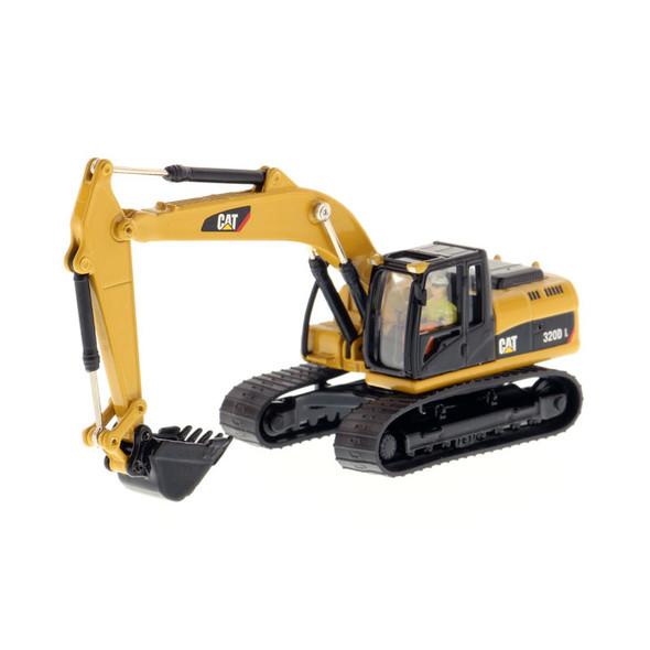 Caterpillar 320D L Hydraulic Excavator 1/87 Scale