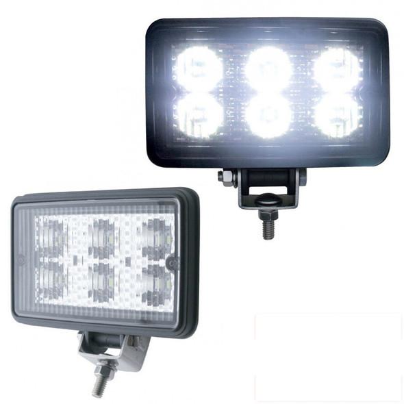 High Power LED Rectangular Work Light